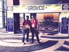 JellyFeet founders Ron & Matt at the GROWCO Conference in Nashville. They will be chatting entrepreneurs on growing business and learning about new and interesting products on the market like JellyFeet! #growco #nashville