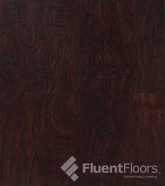 "Sedona Rosewood VF06 1/4"" x 5-3/4"" x 4' Vinyl Plank Flooring"