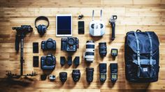 What'S In Your Camera Bag? Pro Photographers Share Their Favorite Gear #photography #camera http://www.techradar.com/news/whats-in-your-camera-bag-pro-photographers-share-their-favorite-gear
