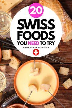 Swiss Desserts, Austrian Cuisine, Around The World Food, Onion Tart, Creamy Spinach, Food Shows, World Recipes, International Recipes, Foodie Travel