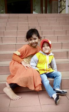 Adara and Arabela