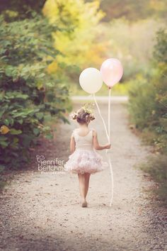 woodland fairy balloons