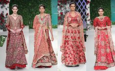 Vintage Garden By Varun Bahl At India Couture Week 2016 | Think Shaadi