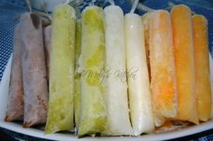 How To Make Ice Candy For Sale Version - Melys kitchen freezable smoothies healthy; Filipino Dishes, Filipino Desserts, Filipino Recipes, Filipino Food, Pinoy Dessert, Asian Recipes, Popsicle Recipes, Candy Recipes, Gourmet Recipes