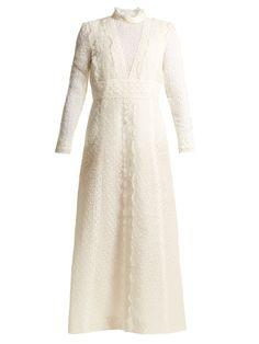 L k bennett montez fluid midi dress printed multi for Giambattista valli wedding dress price