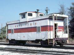 train caboose   Auto-Train Corporation Caboose