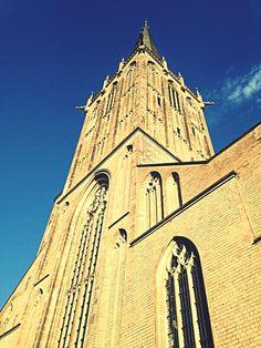 http://www.eyeem.com/p/51056021 #wesel #church #stramamax