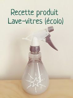 Recipe for eco-friendly natural window cleaning spray. Without products harmful to health. D … – Anxiety