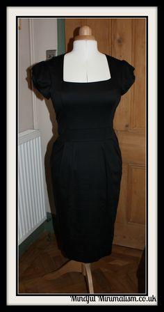 Farewell to the Little Black Dress Black Wool Coat, High Neck Dress, Suits, Mindful, Minimalism, Beautiful, Dresses, Fashion, Turtleneck Dress