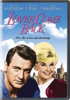 Lover Come Back - 1961 We've never seen this...but maybe we should. We have a theme of the day going, girls!