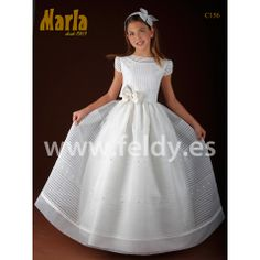 Communion dress Marla 2013 C156