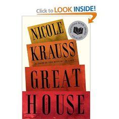 Nicole Krauss - Great House - a poetic author