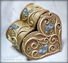 Всем моё приветствие)))А я всё творю и вытворяю)))Попались мне тут недавно камешки декоративные необычной формы....и получились вот такие вот васильки))) фото 1