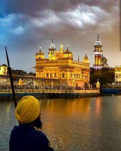 Golden temple in India Africa Travel, India Travel, Baba Deep Singh Ji, Ek Onkar, Phuket Airport, Guru Nanak Jayanti, Harmandir Sahib, Shri Guru Granth Sahib, Golden Temple Amritsar