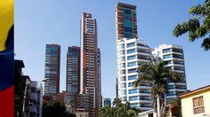 Así va Torre Luxe 47  pisos  Altura 175 Barranquilla Colombia 2017