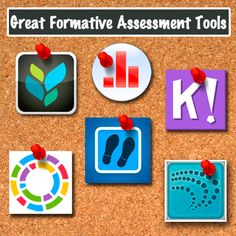 Fantastic Formative Assessment Tools that Give Great Feedback. Use these tech tools to boost engagement while also getting great feedback about what your students know. Formative And Summative Assessment, Assessment For Learning, Kindergarten Assessment, Career Assessment, Student Learning, Teaching Technology, Educational Technology, Technology Tools, Technology Integration