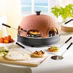 Pizzarette... nice alternative to raclette or fondue