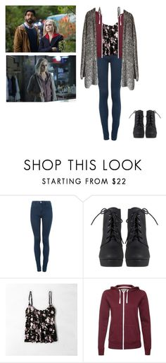 """""""Olivia 'Liv' Moore from iZombie style"""" by shortiecoffoee ❤ liked on Polyvore featuring Dr. Denim, American Eagle Outfitters, women's clothing, women, female, woman, misses and juniors"""