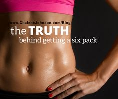 The truth about six packs! Let's bust the myths! Read this article all about the abs!