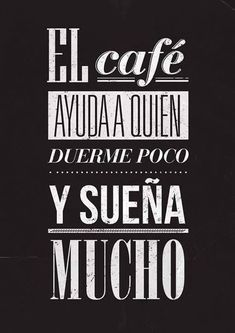 """""""the cafe helps those who sleep little and dream much"""""""