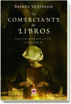 """Palabras y Mundos: """"La comerciante de libros"""" de Brenda Vantrease"""