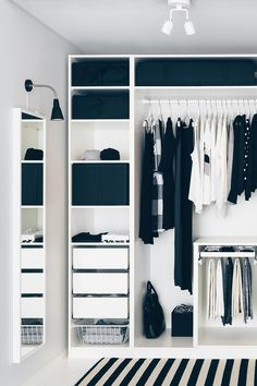 Dressingroom ideas diy pax ikea dressing room fashion walk-in wardrobe fresh guestbooks wedding self-designed mobelaccessories. Diy Wardrobe, Bedroom Wardrobe, Wardrobe Design, Wardrobe With Drawers, Wardrobe Planner, Open Wardrobe, Wardrobe Ideas, Bedroom Closet Design, Ikea Bedroom
