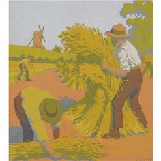 View The harvesters by John Luke on artnet. Browse upcoming and past auction lots by John Luke. Champs, John Luke, Irish Art, Harvester, Art Auction, Gouache, Surrealism, Abstract, Artwork