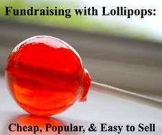 A Lollipop Fundraiser is an easy-to-sell fundraising product that people love. They're cheap and popular. And they have the potential of bringing in great funds with the right sales team. Find out how: www.rewarding-fundraising-ideas.com/lollipop-fundraiser.html (Photo by Ana Ulin / Flickr)