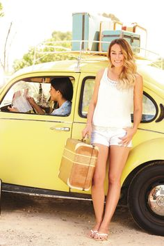 LC Lauren Conrad Summer 2013 Collection