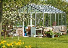Om euro-serre - Willab Garden