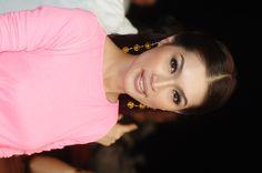 Celebrity model Amber Chia at the Rachel K event