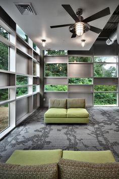 Bloom Amenity Center, Architect: Box Studios on the Behance Network