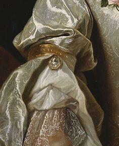 Marie Anne de Bourbon, Mlle de Clermont by Pierre Gobert
