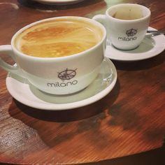 """""""Milano Roasters in #Gastown make a decent cup of #coffee..."""" Image by urbanbaristaco"""