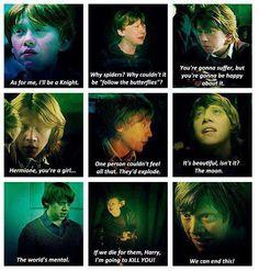 Ron Weasley!