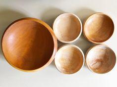 Wooden Bowl Wooden Salad Bowl Set Wood Salad Bowl Wood Bowl