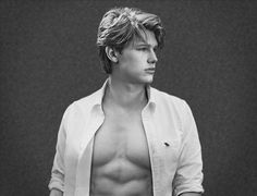 Abercrombie Fitch Male Model Hot | Abercrombie & Fitch Spring-Summer 2013 main image.