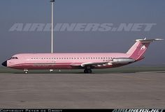 BAC 111-517FE One-Eleven aircraft picture