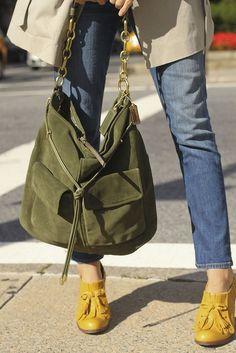 Fashion Inspiration = ❤ this bag!!!..