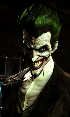 Joker Injustice Amongs
