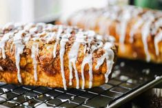 Awesome Country Apple Fritter Bread Recipe - Fluffy, buttery, white cake loaf loaded with chunks of apples and layers of brown sugar and cinnamon swirled inside and on top. Apple Fritter Bread, Apple Bread, Apple Fritters, Apple Dessert Recipes, Apple Recipes, Cake Recipes, Bread Recipes, Snacks Recipes, Food Network Recipes