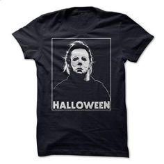 Michael Myers Portrait - #gift for her #creative gift