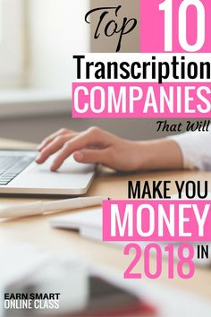 Top transcription companies for beginners. Are you looking for work at home transcription jobs for beginners? This list has the best transcription jobs for beginners. They pay well and no experience required. Earn Money From Home, Earn Money Online, Make Money Blogging, Online Jobs, Way To Make Money, How To Make, Money Fast, Money Tips, Money Hacks