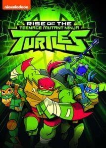 Rise Of The Teenage Mutant Ninja Turtles Dvd Giveaway Ends 4 3 Ninja Turtles Teenage Mutant Ninja Teenage Mutant Ninja Turtles