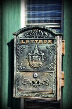old mailbox on main dtreet, Ashton Idaho