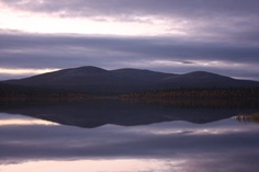 Luirojärvi, Saariselkä, Finland. Retkeily Saariselällä http://www.saariselka.com/treklife