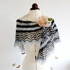 Gorgeous shawl.