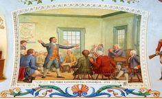 George Washington no fue el primero en presidir EEUU… 14 hombres lo precedieron - Cuaderno de Historias