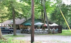 The Beautiful Restaurant Tucked Away In A Pennsylvania Forest Most People Don't Know About