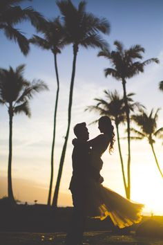 """Say """"I do"""" in Maui for a wedding of a lifetime: http://www.stylemepretty.com/2016/12/06/weve-found-the-perfect-place-to-say-i-do-in-paradise-and-its-awesome/ #sponsored"""
